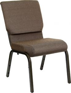 Church Chair Accessories Caster Dining Chairs 21 Best Options And Images Ads Building Ideas Flash Xu Ch 60096 Bn Gg Hercules 18 5 W Brown Fabric Stacking Gold Vein Frame Finish Sale Price 49 38