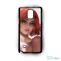 Naked Hair AR for Samsung Galaxy Note 2/3/4/5/Edge phonecase