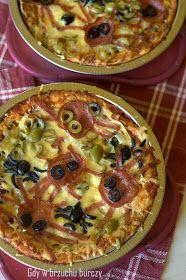 Pizza z pająkami Quiche, Pizza, Breakfast, Food, Morning Coffee, Essen, Quiches, Meals, Yemek