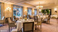 L'Abeille - Shangri-La Hotel, Paris Vue de la salle