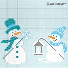no-285_weihnachten-schneemaenner-freebee