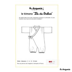 Costume Garçon, Gilet Costume, Baby Kimono, Paper Pieced Patterns, Basket