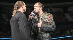 Ambrose tells his SummerSlam challenger he's not as good as he thinks he is.