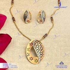 Get In Touch With us on Gold Bangles Design, Gold Earrings Designs, Gold Jewellery Design, Necklace Designs, Diamond Jewelry, Gold Jewelry, Bridal Jewelry, Stylish Jewelry, Jewelry Patterns