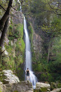 Cascada de Oneta Viyallón (AsturiaS)