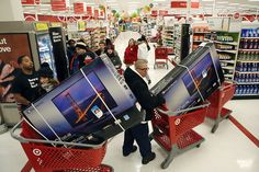 Black Friday Bargains Lure Shoppers to Stores, Online - WSJ.com