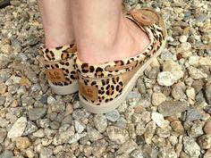 Leopard Boat Shoes