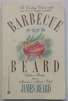 barbecue with beard by james beard 1987 paperback cookbook recipes - Sheila Lukins Recipes