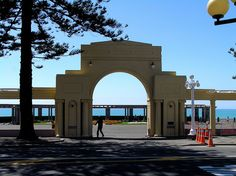 New Zealand, N.I. Napier 2008 by Chris, via Flickr