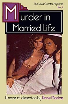 """Book Review for """"Murder in Married Life"""" (Tessa Crichton Mysteries #2) by Anne Morice. Summary: """"The soignée actress Tessa Crichton would rather be shopping and generally luxuriating in the p… Married Life, Audiobooks, Mystery, Novels, Ebooks, This Book, Author, Reading, Dean"""