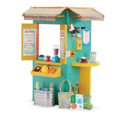 American Girl - Lea Clark - Lea's Fruit Stand for Dolls - American Girl of 2016