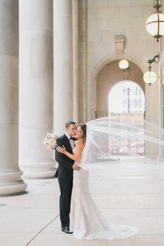 Stunning #photograph by @ashleybiess #wedding #photographer