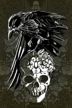 NEVERMORE on Behance