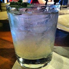 Tea Blossom - Benihana specialty drink... 180 calories and delicious! Absolut Wild Tea Vodka, St Germain Elderflower Liqueur, Lemon Juice, Simple Syrup, Club Soda. ENJOY!