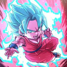 Goku SSJ Blue Kaioken ×10