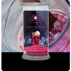 Sangria can be made lots of ways and always seems to taste incredible…Ours is made just like our favorite sangria - starting with juicy cherries and some grapefruit, lots of sweet red wine poured on top, and a hint of orange as a garnish!  Infused with natural fragrance oils.
