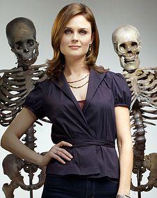 Emily Deschanel as Brennan in Bones Bones Season 7 4136bd9560a