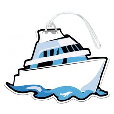 Cruise Ship Luggage Tag - Made in USA - All Products HighCaliberLine Black Packaging, Personalized Luggage Tags, Art Template, Styrene Plastic, Liberty Mutual, Cruise, Ship, Usa, Colors