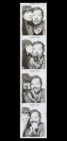 Marriage Proposal in a Photobooth! Her reaction! via George Takei on Facebook