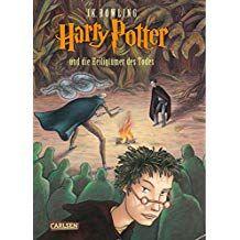 Harry Potter Und Die Heiligt Mer Des Todes Band 7 Und Die Harry Potter Harry Potter Bucher Heiligtumer Des Todes Orden Des Phoenix