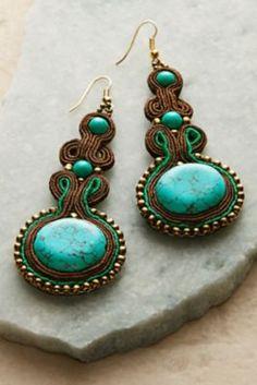 Flamenco Earrings from Soft Surroundings