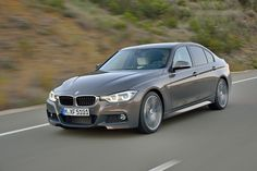 """The 2017 BMW 2 Series Coupe and 2017 BMW 3 Series Sedan Earn IIHS """"Top Safety Pick+""""."""