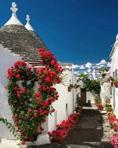 The Trulli of Alberobello, Italy, World Heritage Places In Italy, Places To Visit, Beautiful World, Beautiful Places, Puglia Italy, Southern Italy, Visit Italy, Italy Travel, Land Scape