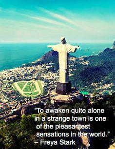 -Travel more - Travel often-