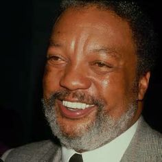 Paul Winfield, television, film and stage actor. (1939-2004)