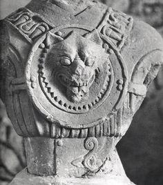 Torso de guerrero ibérico, fechado hacia el siglo IV a.C. y procedente de La Alcudia, Elche