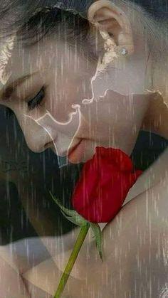 Mensagens e gifs românticas: Quando se ama...