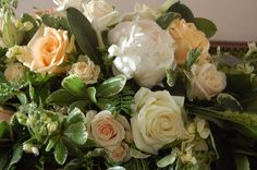 Beautiful Peony's and Roses