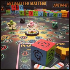 Antimatter Matters by Elbowfish. Photo by: @SHeartsOrRivals youtube.com/sweetheartsorrivals