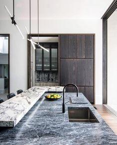Interior Design Kitchen, Interior Decorating, Latest Kitchen Designs, Zeina, Kitchen Dinning, Open Kitchen, Kitchen Island, Dining, Stone Countertops
