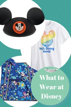 What to Wear at Disn