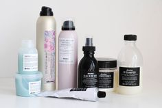 As someone who reads various beauty websites on a daily basis, I pick up on different brands which people use continuously and Davines was one of them. I hadn't heard too much about it, so I investiga