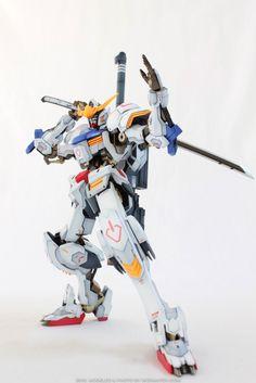 POINTNET.COM.HK - 1/100 Gundam Barbatos of RG Style