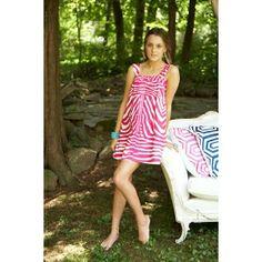 Vanessa Top/Dress 4