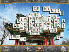 Mahjongg: Legends of the Tiles