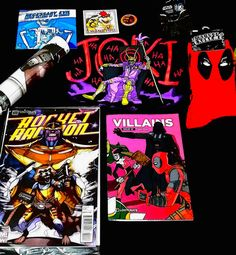 July 2014 Loot Crate