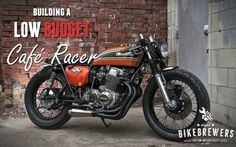 Looking to build a low budget cafe racer? Check out this handy guide for building your own cafe racer on a tight budget. Tips & Tricks covered!