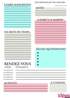 Organisation Plus Plus Organization Bullet Journal, Journal Organization, Diy Organisation, Agenda Planner, Happy Planner, Bujo, Diy Back To School, High School, Tips & Tricks