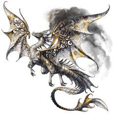 Dragon 2, Dragon Heart, Fantasy Dragon, Fantasy Art, Butterfly Dragon, Dark Fantasy, Mythical Creatures Art, Fantasy Creatures, Dragon Artwork