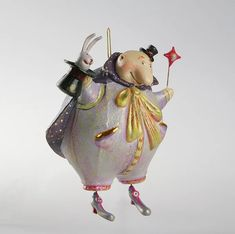 White Ornaments, Snowflake Ornaments, Snowflakes, Christmas Ornaments, Creepy Cute, Cute Dolls, Decor Crafts, Home Decor, Fashion Dolls