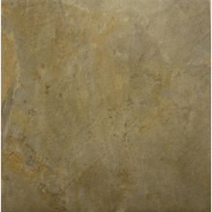 Style Selections�Camelot Gold Glazed Porcelain Floor Tile (Common: 12-in x 12-in; Actual: 11.75-in x 11.75-in)