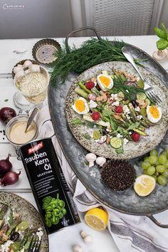 Feta, Cobb Salad, Raspberries, Products, Cooking