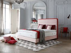 Sleeping Systems Collection Prestige | Lounge Headboard by Treca Interiors Paris