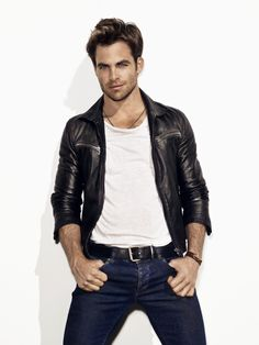 Chris Pine.... Loved him in This Means War! ( I'd become a trekke for you)