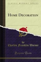 Home Decoration - Download the entire book for free today only!