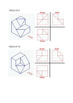 How to Draw A Loch Ness Monster - Drawing On Demand Oblique Drawing, Isometric Drawing Exercises, Perspective Isométrique, Perspective Drawing Lessons, Isometric Cube, Isometric Design, Orthographic Drawing, Orthographic Projection, 3d Drawing Techniques